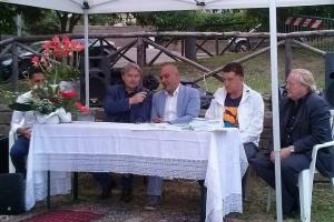 lpnl present soriano pirozzi e sindaco menicacci